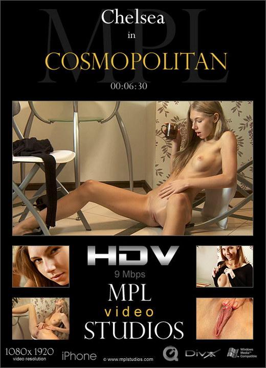 Chelsea - `Cosmopolitan` - by Alexander Fedorov for MPLSTUDIOS