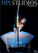 Ira in Blue Ballerina gallery from MPLSTUDIOS by Henry Sharpe