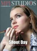 Zuzka - Shoot Day: BTS