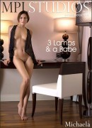 Michaela Isizzu - 3 Lamps & A Babe