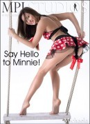 Michaela Isizzu - Say Hello To Minnie!