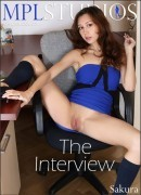 Sakura in The Interview gallery from MPLSTUDIOS by Emilian