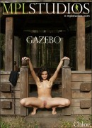 Chloe in Gazebo gallery from MPLSTUDIOS by Alexander Fedorov