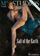 Roxanne in Salt Of The Earth gallery from MPLSTUDIOS by Henry Sharpe