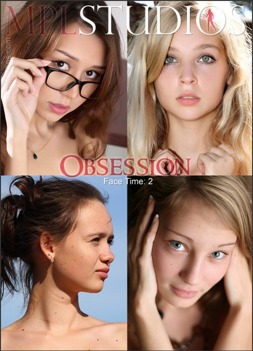 MPL Studios - `Obsession: Face Time 2` - by MPL Studios for MPLSTUDIOS