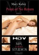 Mary Kalisy - Point Of No Return