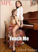 Svetlana & Lilya - Teach Me