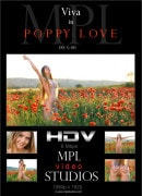 Viva in Poppy Love video from MPLSTUDIOS by Jey Mango