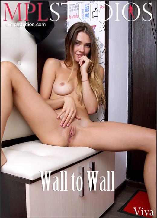 Viva in Wall To Wall gallery from MPLSTUDIOS by Aztek Santiago
