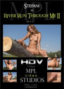 Stefani in River Run Through Me II video from MPLSTUDIOS by Anri