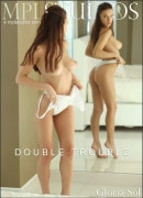 Gloria Sol in Double Trouble gallery from MPLSTUDIOS by David Lee