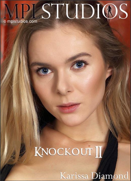 Karissa Diamond in Knockout II gallery from MPLSTUDIOS by Jan Svend