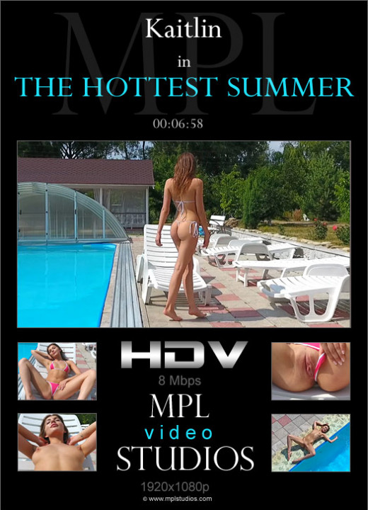 Kaitlin in The Hottest Summer video from MPLSTUDIOS by Anri