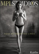 Kaitlin in Read Between The Lines gallery from MPLSTUDIOS by Randy Saleen