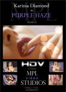 Karissa Diamond in Purple Haze video from MPLSTUDIOS by Bobby