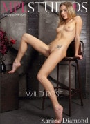 Karissa Diamond in Wild Rose gallery from MPLSTUDIOS by Bobby