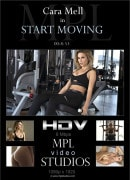 Cara Mell in Start Moving video from MPLSTUDIOS by Adam Green