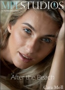 Cara Mell in After The Beach gallery from MPLSTUDIOS by Adam Green