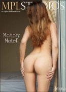 Jenna in Memory Motel gallery from MPLSTUDIOS by David Lee