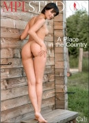 Cali in A Place In The Country gallery from MPLSTUDIOS by Randy Saleen