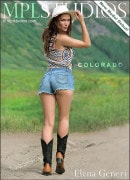 Elena Generi in Colorado gallery from MPLSTUDIOS by Thierry