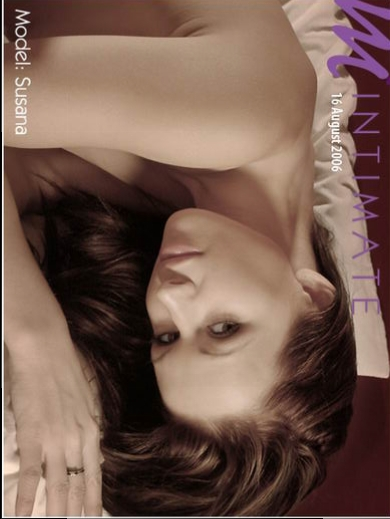 Susana - `Intimate` - by Richard Murrian for MUSE