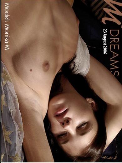 Monika M - `Dreams` - by Richard Murrian for MUSE