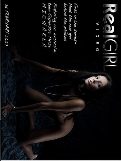 Michaela - `Real Girl` - by Richard Murrian for MUSE