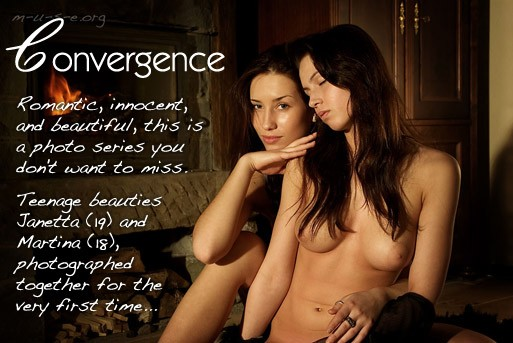 Janetta & Martina - `Convergence` - by Richard Murrian for MUSE