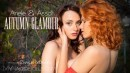 Ariele & Assol in Autumn Glamour gallery from MY NAKED DOLLS by Tony Murano