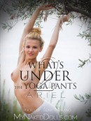 What's Under The Yoga Pants 2
