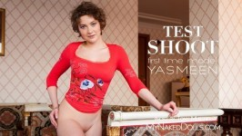 Yasmeen  from MY NAKED DOLLS