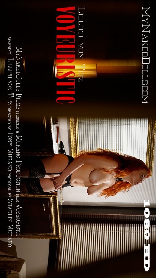 Lillith in Voyeuristic video from MY NAKED DOLLS by Tony Murano