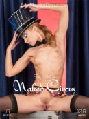 Sandra in Naked Circus gallery from MY NAKED DOLLS by Tony Murano