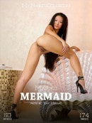 Mariko in Mermaid gallery from MY NAKED DOLLS by Tony Murano