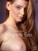 Indiana in Magnetic Eyes gallery from MY NAKED DOLLS by Tony Murano