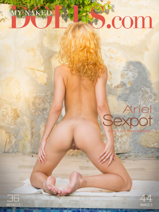 Ariel in Sexpot gallery from MY NAKED DOLLS by Tony Murano