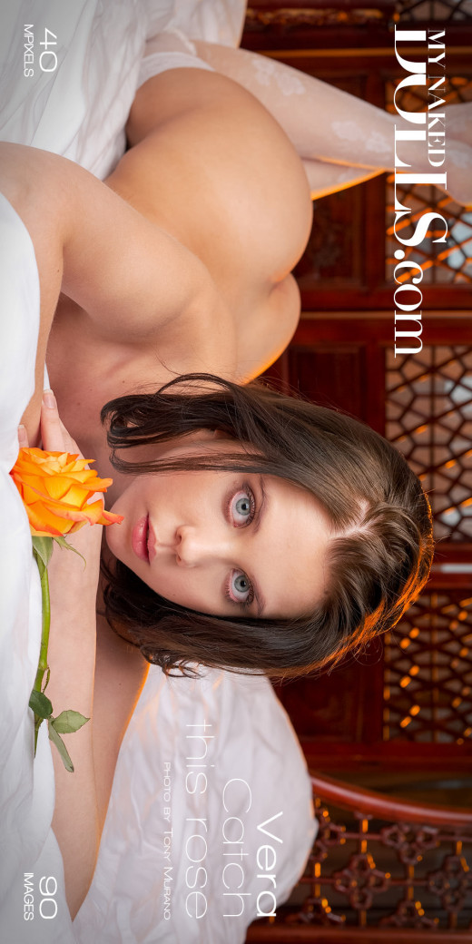 Vera in Catch This Rose gallery from MY NAKED DOLLS by Tony Murano