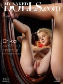 Erika in With A Mirror gallery from MY NAKED DOLLS by Tony Murano