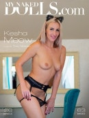 Kesha in Meow gallery from MY NAKED DOLLS by Tony Murano