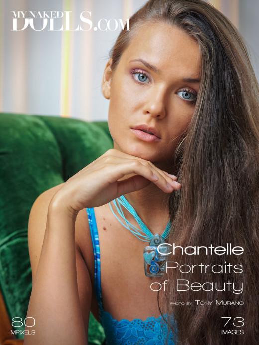 Chantelle in Portraits Of Beauty gallery from MY NAKED DOLLS by Tony Murano