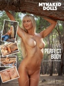 Lova in Perfect Body gallery from MY NAKED DOLLS by Tony Murano
