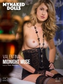 Valentina in Midnight Muse gallery from MY NAKED DOLLS by Tony Murano