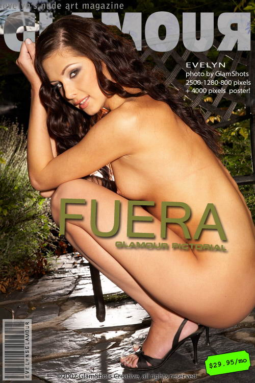 Evelyn Lory - `Fuera` - by Tom Veller for MYGLAMOURSITE