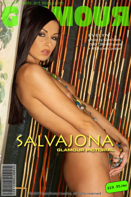 Evelyn Lory - `Salvajona` - by Tom Veller for MYGLAMOURSITE