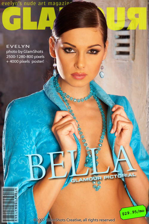 Evelyn Lory - `Bella` - by Tom Veller for MYGLAMOURSITE