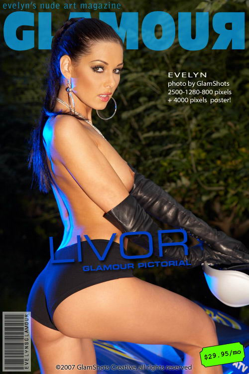 Evelyn Lory - `Livor` - by Tom Veller for MYGLAMOURSITE