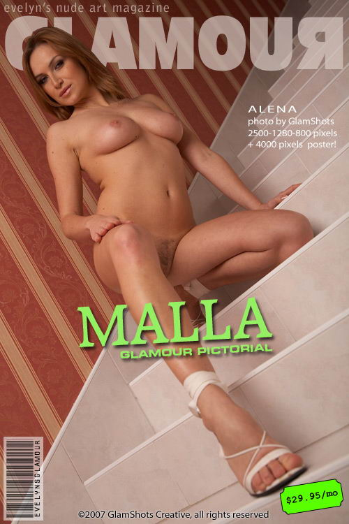 Alena - `Malla` - by Tom Veller for MYGLAMOURSITE