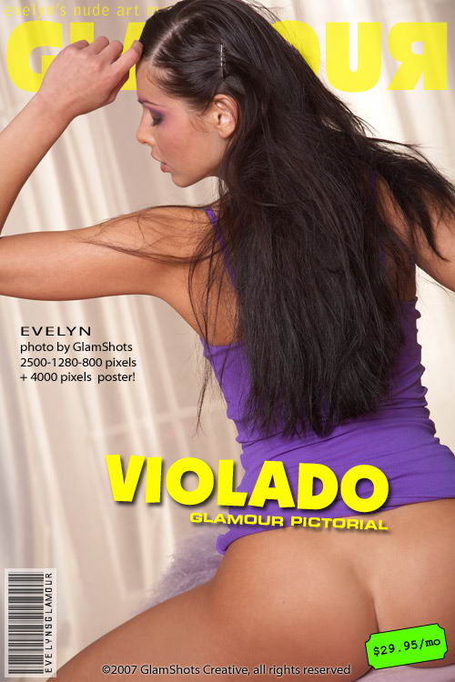 Evelyn Lory - `Violado` - by Tom Veller for MYGLAMOURSITE