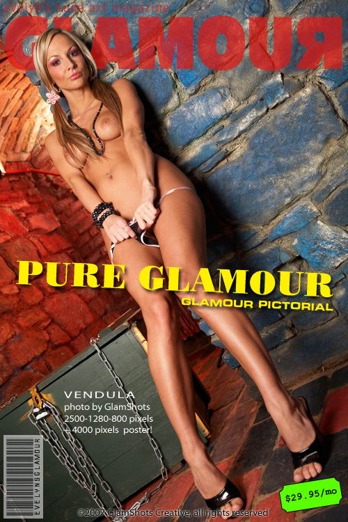 Vendula - `Pure Glamour` - by Tom Veller for MYGLAMOURSITE